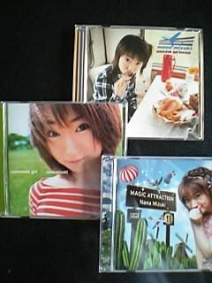 1st〜3rd album