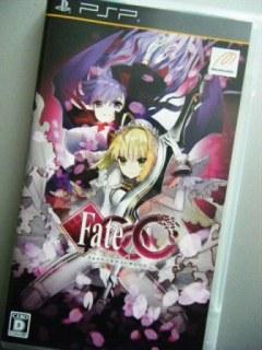 2013年ゲーム総合評価第1位『Fate/EXTRA CCC』