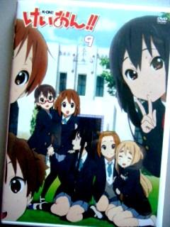 2012年アニメ総合評価第1位『けいおん!/けいおん!!』